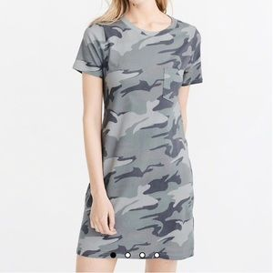 Abercrombie & Fitch Tee Shirt Dress Size Small